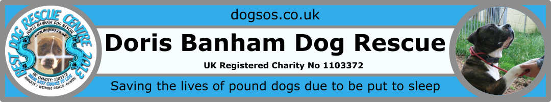 Doris Banham Dog Rescue Logo